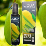 REVISIÓN / PRUEBA: Cool Green Mango (Mix and Go Range) por LIQUA