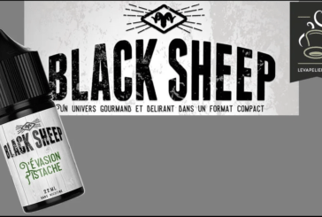 REVUE / TEST : L'Evasion Pistache (Gamme Black Sheep) par Green Liquides