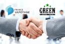ПОЛИТИКА: Франция Vapotage приветствует Green Liquides в своей федерации!