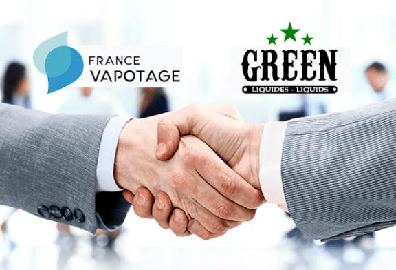 מדיניות: צרפת Vapotage מברכת על נוזלים ירוקים לפדרציה שלה!