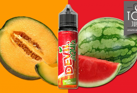 REVIEW / TEST: Watermelon Melon (Devil Squiz Range) door C.LIQUIDE FRANCE