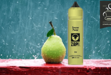 REVUE / TEST : Snow Pear par Zap Juice