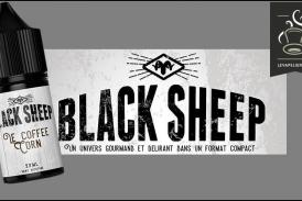 审查/测试:Green Liquides制作的Coffee Corn(Black Sheep Range)