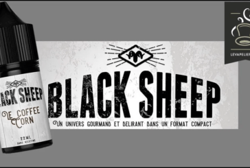 RECENSIONE / PROVA: The Coffee Corn (Black Sheep Range) di Green Liquides