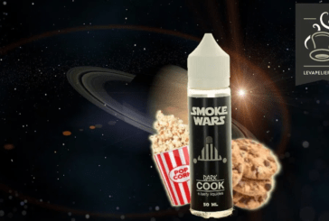 REVIEW / TEST: Dark Cook (Smoke Wars Range) by e-Tasty