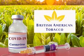 COVID-19: British American Tobacco de wereld redden in het licht van de pandemie?