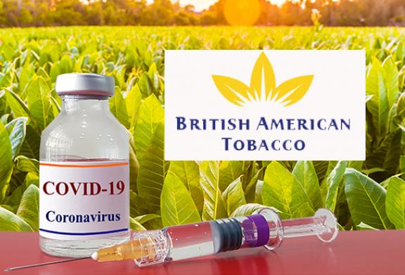 COVID-19 : British American Tobacco en sauveur du monde face à la pandémie ?