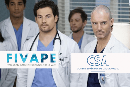 "COMPANY: The ""Grey's Anatomy"" series denounced to the CSA for an ""anti-vape"" episode"