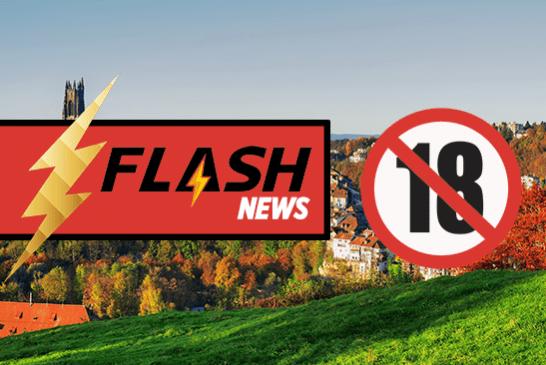 SUISSE : Le Conseil d'Etat fribourgeois veut interdire l'e-cigarette aux mineurs