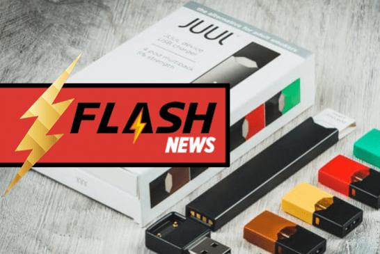 ETATS-UNIS : Juul augmente ses ventes après l'interdiction de certains pods aromatisés