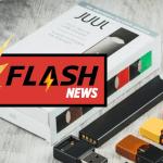 ארצות: ג'ול מגדילה את המכירות לאחר איסור על תרמילים בטעמים מסוימים