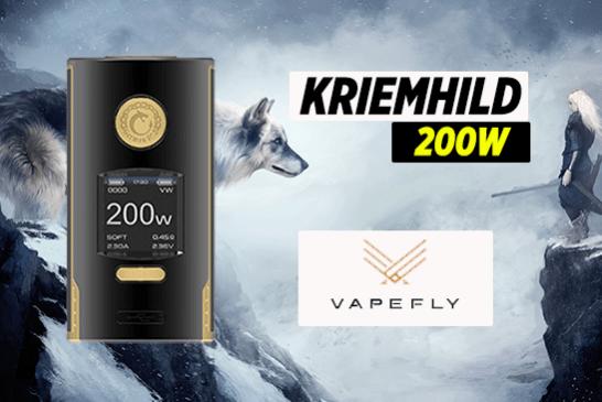 INFO BATCH : Kriemhild 200W (Vapefly)