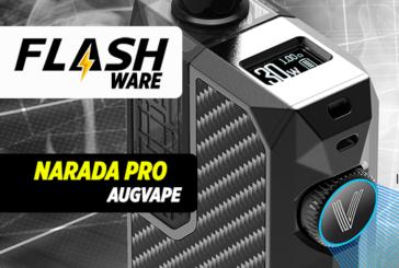 פלאשואר: Narada Pro (Augvape)