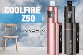 ΠΛΗΡΟΦΟΡΙΕΣ ΠΑΡΤΙΔΑΣ: Coolfire Z50 (Innokin)