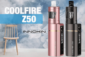 מידע על BATCH: Coolfire Z50 (Innokin)