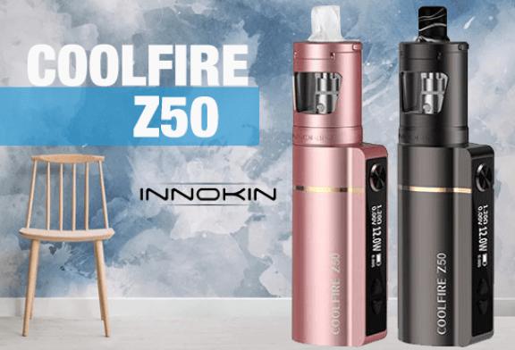 Информация о партии: Coolfire Z50 (Innokin)
