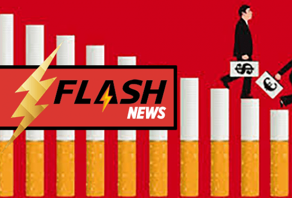 ECONOMY: A massive financial disengagement from the tobacco industry in France.