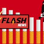 כלכלה: נסיגה כספית אדירה מתעשיית הטבק בצרפת.