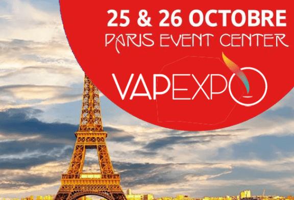 """文化:迈向2020年Vapexpo巴黎""""不同"""",100%专业,历时两天!"""