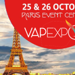 "CULTURE: Towards a ""different"", 2020% professional Vapexpo Paris 100 over two days!"