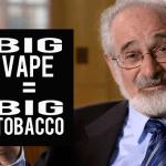 СОЕДИНЕННЫЕ ШТАТЫ: для Стэнтона Гланца, Big Tobacco в настоящее время берет на себя управление vape.
