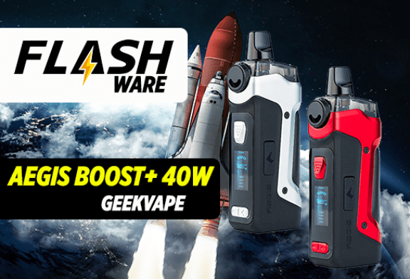 ПРОГРАММНОЕ ОБЕСПЕЧЕНИЕ: Aegis Boost Plus 40W (Geekvape)
