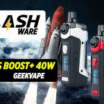 FLASHWARE: Aegis Boost Plus 40W (Geekvape)