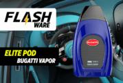 ПРОГРАММНОЕ ОБЕСПЕЧЕНИЕ: Elite (Bugatti Vapor)
