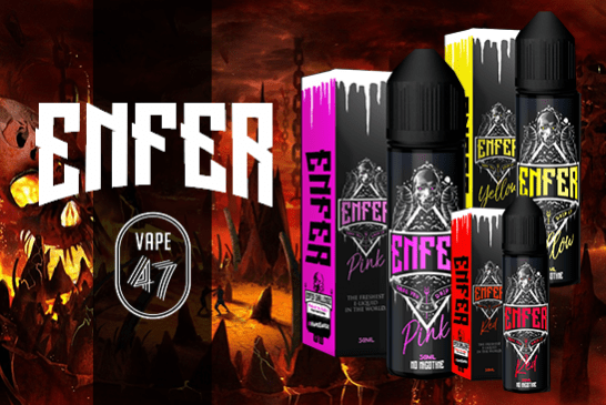 LET'S TALK ABOUT E-JUICE: Vape 47, the main thing in Hell is to survive!