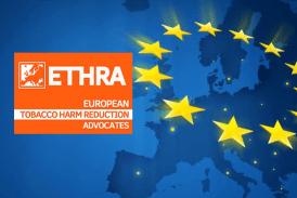BELEID: ETHRA, een verdediging van de vermindering van tabaksrisico's op Europese schaal!