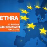 POLITICA: ETHRA, una difesa della riduzione del rischio di tabacco su scala europea!