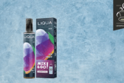REVUE / TEST : Ice Fruit (Gamme Mix And Go) par Liqua