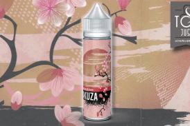 REVUE / TEST : Sakura Berries (Gamme Yakuza) par Vapeur France