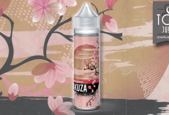RECENSIONE / PROVA: Sakura Berries (gamma Yakuza) di Vapeur France