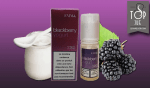REVUE / TEST : Blackberry Yogurt (Gamme EMMA) par Eliquide-diy