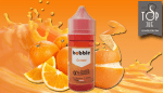 REVUE / TEST : Orange (Gamme Fruité) par Bobble