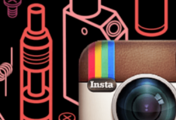 STUDY: The vaping industry uses Instagram to reach young people!
