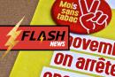 МЕСЯЦ БЕЗ ТАБАКА: Santé Publique France объявляет об отмене мероприятий для широкой публики