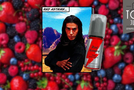 REVIEW / TEST: Red Astaire by T juice