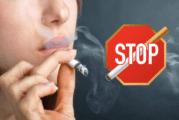 SALUTE: effetti perversi e dannosi del fumo sulla pelle.