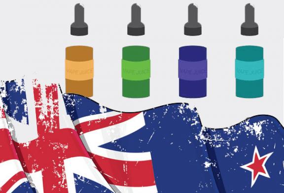 NIEUW-ZEELAND: onderzoek naar aroma's in vapen kan de wet veranderen!