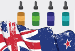 NEW ZEALAND: Study on aromas in vaping could change the law!