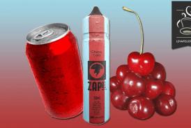 ΑΝΑΣΚΟΠΗΣΗ / ΔΟΚΙΜΗ: Cherry Cola από την ZAP JUICE