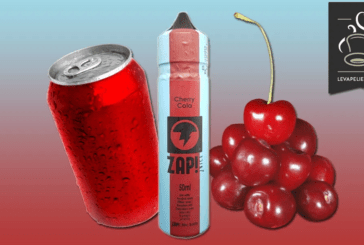 REVIEW / TEST: Cherry Cola by ZAP JUICE