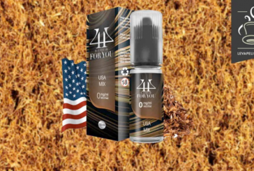 REVIEW / TEST: USA Mix (4YOU Range) by Eliquide-diy