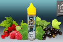 REVUE / TEST : Berry Kiss (Gamme Cool n'Fruit) par Alfaliquid