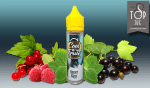 评论/测试:Alfaliquid的Berry Kiss(酷水果系列)