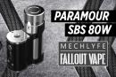 מידע על אצווה: Paramour SBS 80W (Mechlyfe)