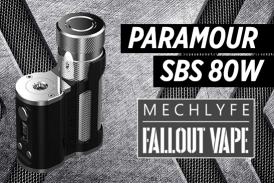 批次信息:Paramour SBS 80W(Mechlyfe)