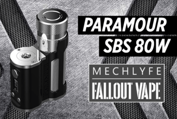 INFORMAZIONI SUL LOTTO: Paramour SBS 80W (Mechlyfe)